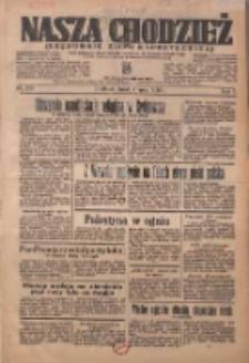 Nasza Chodzież: organ poświęcony obronie interesów narodowych na zachodnich ziemiach Polski 1936.07.01 R.7 Nr150
