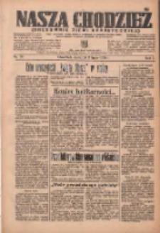 Nasza Chodzież: organ poświęcony obronie interesów narodowych na zachodnich ziemiach Polski 1936.07.02 R.7 Nr151