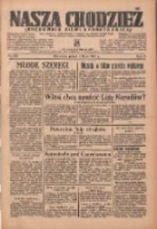 Nasza Chodzież: organ poświęcony obronie interesów narodowych na zachodnich ziemiach Polski 1936.07.03 R.7 Nr152