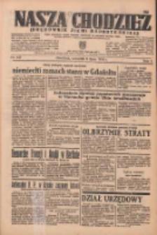 Nasza Chodzież: organ poświęcony obronie interesów narodowych na zachodnich ziemiach Polski 1936.07.09 R.7 Nr157
