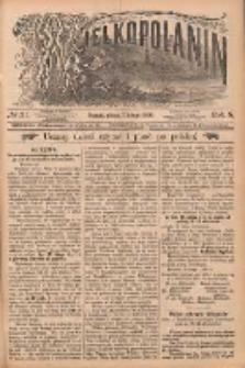 Wielkopolanin 1890.02.07 R.8 Nr31