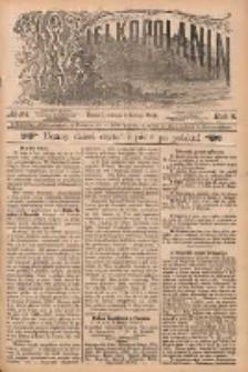 Wielkopolanin 1890.02.11 R.8 Nr34