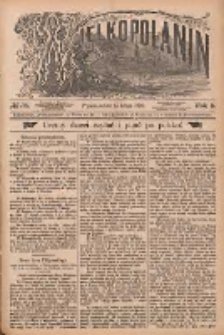 Wielkopolanin 1890.02.15 R.8 Nr38
