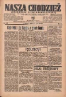Nasza Chodzież: organ poświęcony obronie interesów narodowych na zachodnich ziemiach Polski 1936.07.29 R.7 Nr174