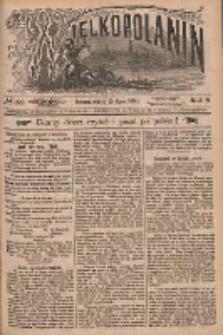 Wielkopolanin 1890.07.25 R.8 Nr169