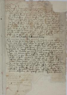 Kopie dokumentów mazowieckich 1286-1441