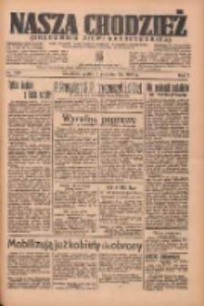 Nasza Chodzież: organ poświęcony obronie interesów narodowych na zachodnich ziemiach Polski 1936.10.02 R.7 Nr229