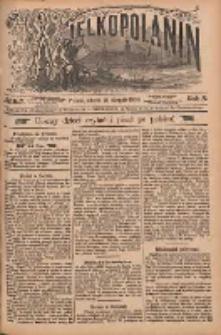 Wielkopolanin 1890.08.26 R.8 Nr195