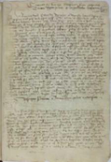 Inscripcio prelatorum et baronum Regni Polonie in eodem facto
