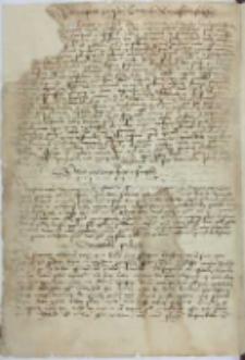 Liber cancellariae z czasów Władysława Jagiełły i późniejszych