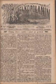 Wielkopolanin 1890.10.22 R.8 Nr243