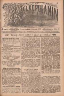 Wielkopolanin 1890.11.09 R.8 Nr258