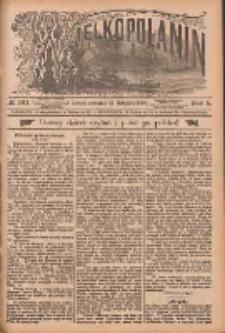 Wielkopolanin 1890.11.13 R.8 Nr261