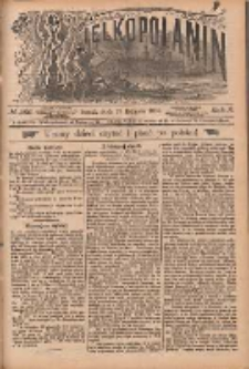 Wielkopolanin 1890.11.19 R.8 Nr266