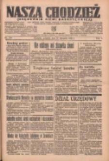 Nasza Chodzież: organ poświęcony obronie interesów narodowych na zachodnich ziemiach Polski 1936.11.26 R.7 Nr276