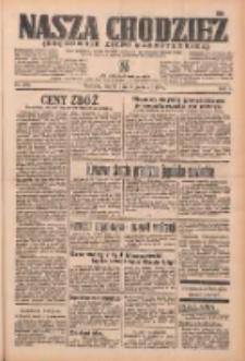 Nasza Chodzież: organ poświęcony obronie interesów narodowych na zachodnich ziemiach Polski 1936.12.01 R.7 Nr280