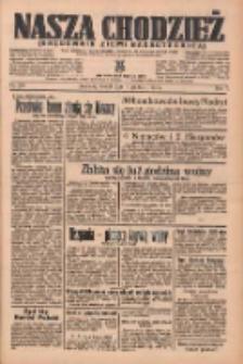 Nasza Chodzież: organ poświęcony obronie interesów narodowych na zachodnich ziemiach Polski 1936.12.08 R.7 Nr286