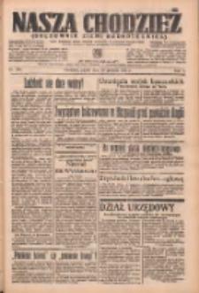 Nasza Chodzież: organ poświęcony obronie interesów narodowych na zachodnich ziemiach Polski 1936.12.18 R.7 Nr294