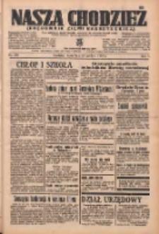 Nasza Chodzież: organ poświęcony obronie interesów narodowych na zachodnich ziemiach Polski 1936.12.23 R.7 Nr298