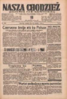Nasza Chodzież: organ poświęcony obronie interesów narodowych na zachodnich ziemiach Polski 1936.12.24 R.7 Nr299