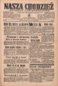 Nasza Chodzież: organ poświęcony obronie interesów narodowych na zachodnich ziemiach Polski 1936.12.29 R.7 Nr301