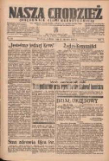 Nasza Chodzież: organ poświęcony obronie interesów narodowych na zachodnich ziemiach Polski 1937.01.24 R.8 Nr19