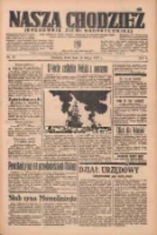 Nasza Chodzież: organ poświęcony obronie interesów narodowych na zachodnich ziemiach Polski 1937.02.10 R.8 Nr32