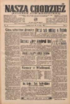 Nasza Chodzież: organ poświęcony obronie interesów narodowych na zachodnich ziemiach Polski 1937.02.24 R.8 Nr44