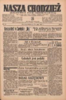 Nasza Chodzież: organ poświęcony obronie interesów narodowych na zachodnich ziemiach Polski 1937.02.25 R.8 Nr45