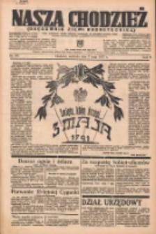 Nasza Chodzież: organ poświęcony obronie interesów narodowych na zachodnich ziemiach Polski 1937.05.02 R.8 Nr101