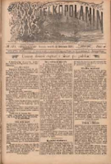 Wielkopolanin 1890.11.25 R.8 Nr271