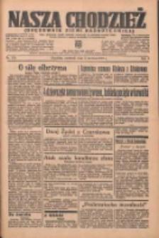 Nasza Chodzież: organ poświęcony obronie interesów narodowych na zachodnich ziemiach Polski 1937.06.03 R.8 Nr124