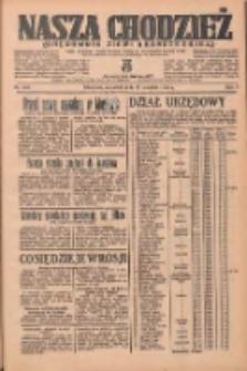 Nasza Chodzież: organ poświęcony obronie interesów narodowych na zachodnich ziemiach Polski 1937.06.17 R.8 Nr136