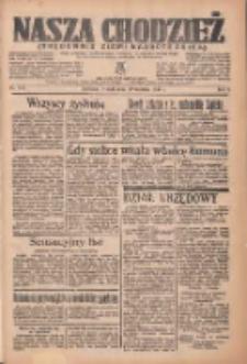Nasza Chodzież: organ poświęcony obronie interesów narodowych na zachodnich ziemiach Polski 1937.06.29 R.8 Nr146
