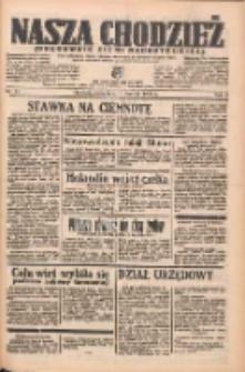 Nasza Chodzież: organ poświęcony obronie interesów narodowych na zachodnich ziemiach Polski 1938.01.19 R.9 Nr14