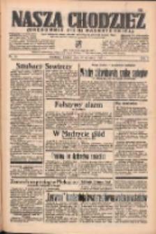 Nasza Chodzież: organ poświęcony obronie interesów narodowych na zachodnich ziemiach Polski 1938.01.25 R.9 Nr19