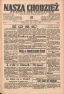 Nasza Chodzież: organ poświęcony obronie interesów narodowych na zachodnich ziemiach Polski 1938.02.19 R.9 Nr40
