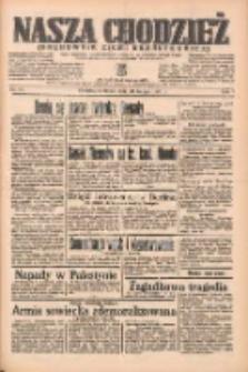 Nasza Chodzież: organ poświęcony obronie interesów narodowych na zachodnich ziemiach Polski 1938.02.20 R.9 Nr41