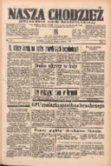 Nasza Chodzież: organ poświęcony obronie interesów narodowych na zachodnich ziemiach Polski 1938.03.06 R.9 Nr53