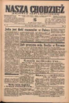 Nasza Chodzież: organ poświęcony obronie interesów narodowych na zachodnich ziemiach Polski 1938.03.09 R.9 Nr55