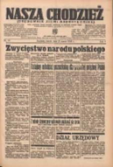 Nasza Chodzież: organ poświęcony obronie interesów narodowych na zachodnich ziemiach Polski 1938.03.22 R.9 Nr66