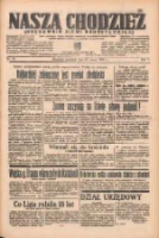 Nasza Chodzież: organ poświęcony obronie interesów narodowych na zachodnich ziemiach Polski 1938.03.24 R.9 Nr68