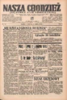Nasza Chodzież: organ poświęcony obronie interesów narodowych na zachodnich ziemiach Polski 1938.04.05 R.9 Nr78