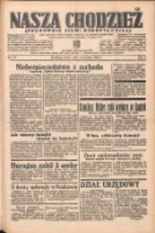 Nasza Chodzież: organ poświęcony obronie interesów narodowych na zachodnich ziemiach Polski 1938.04.06 R.9 Nr79