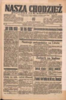 Nasza Chodzież: organ poświęcony obronie interesów narodowych na zachodnich ziemiach Polski 1938.04.26 R.9 Nr95