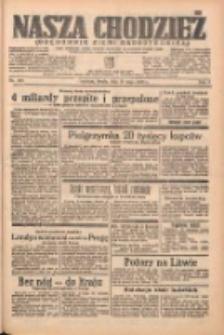 Nasza Chodzież: organ poświęcony obronie interesów narodowych na zachodnich ziemiach Polski 1938.05.18 R.9 Nr113