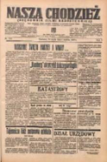Nasza Chodzież: organ poświęcony obronie interesów narodowych na zachodnich ziemiach Polski 1938.06.05 R.9 Nr128