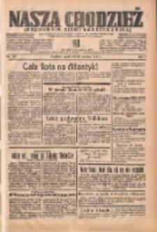 Nasza Chodzież: organ poświęcony obronie interesów narodowych na zachodnich ziemiach Polski 1938.06.29 R.9 Nr146