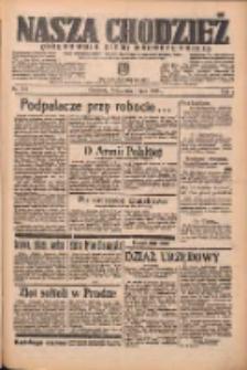 Nasza Chodzież: organ poświęcony obronie interesów narodowych na zachodnich ziemiach Polski 1938.07.06 R.9 Nr151