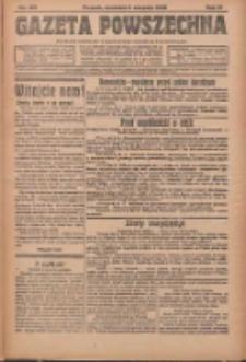 Gazeta Powszechna 1925.08.02 R.6 Nr176